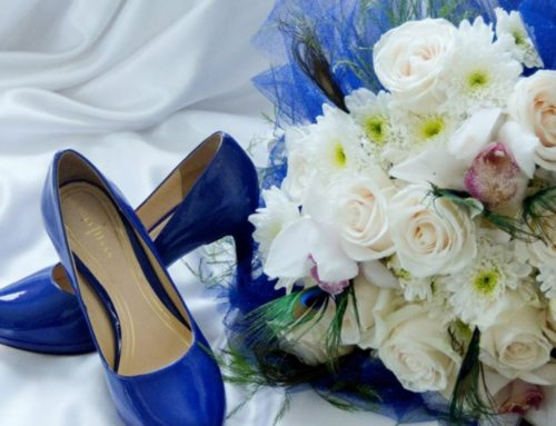 The wedding shoe trend for everyone: pain-free and pretty
